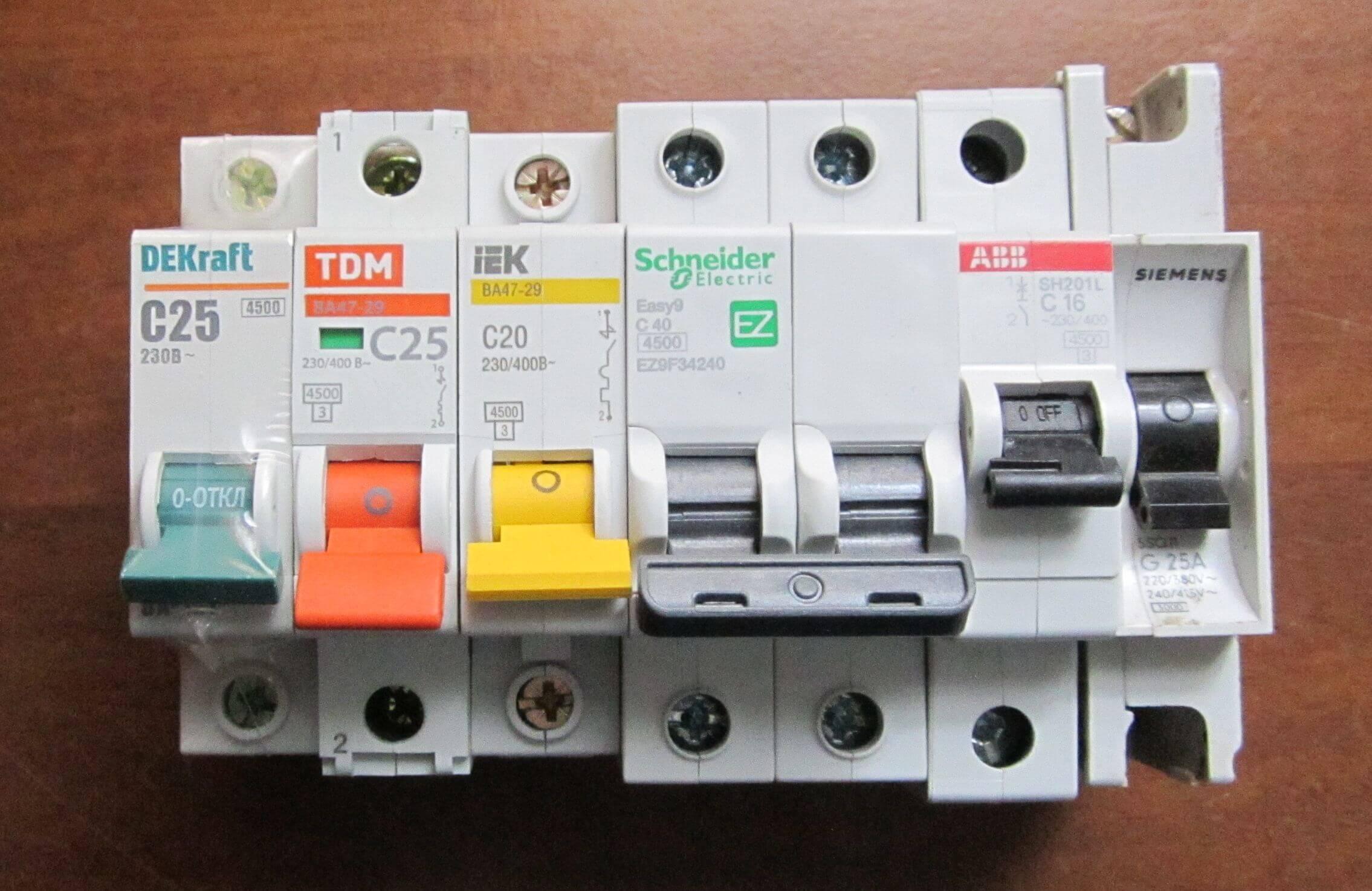Производители электротехнических товаров
