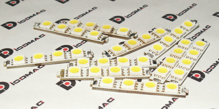 Отрезки LED ленты фото