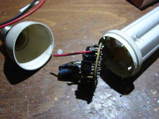 Светодиодная лампа 61