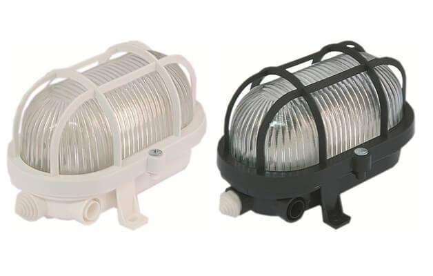 Защищенные светильники