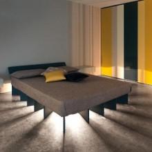 Как сделать светодиодную подсветку кровати?