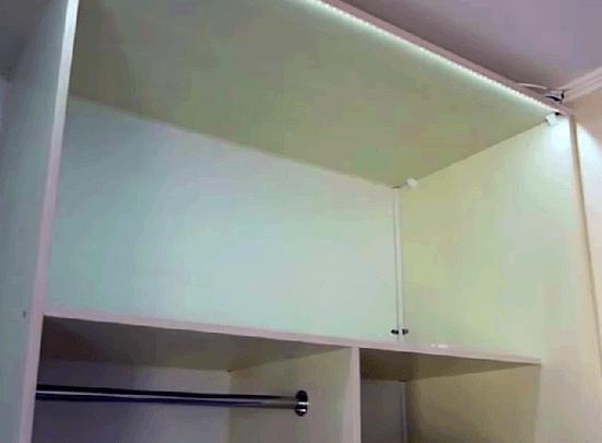 Концевые выключатели на двери