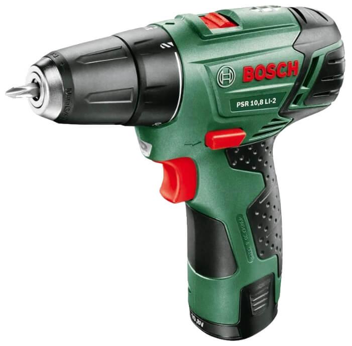 Bosch PSB 10,8 LI-2 0