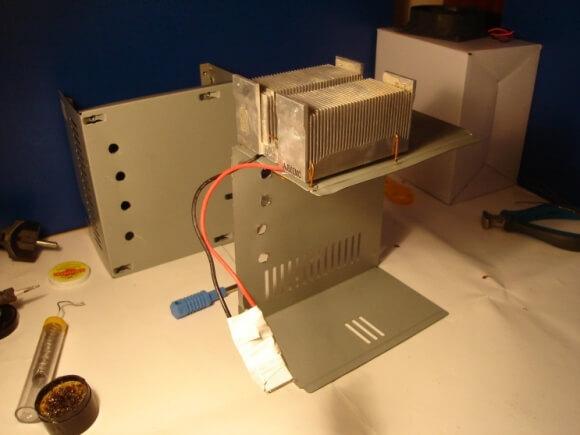 Как термоэлектрический генератор сделать своими руками