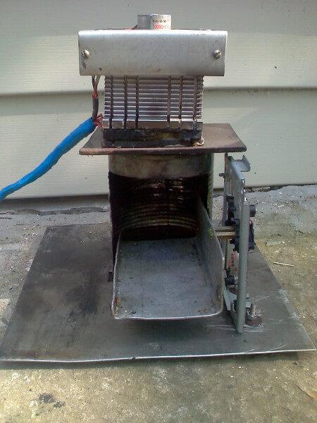 Конструкция самодельного электрогенератора