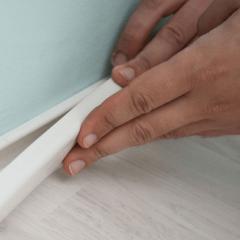Основные способы крепления кабель-канала к стене