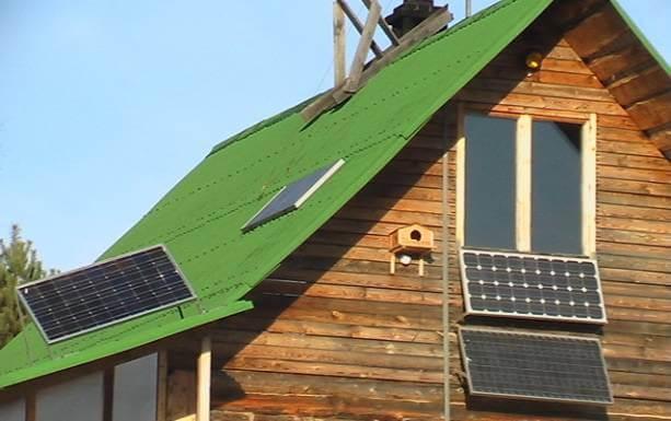Солнечные батареи как их сделать в домашних условиях
