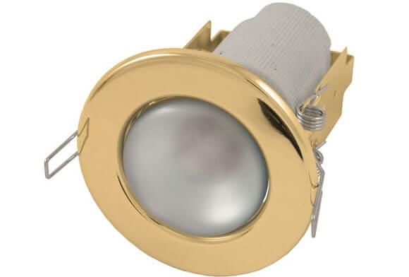 Размеры точечных светильников