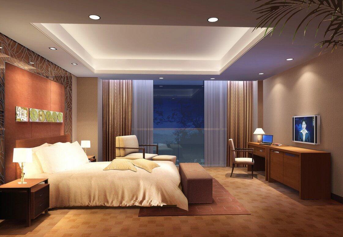 Какие светильники для спальни выбрать? Советуем!