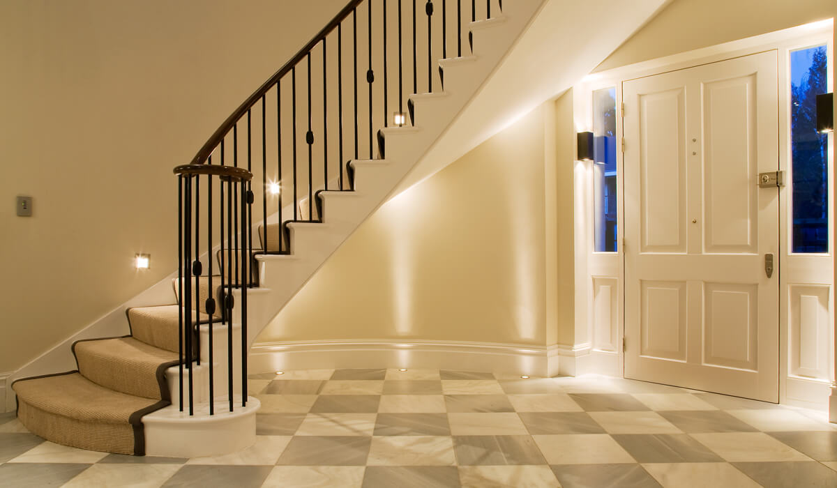 Colour Of Paint For Staircases Corridors