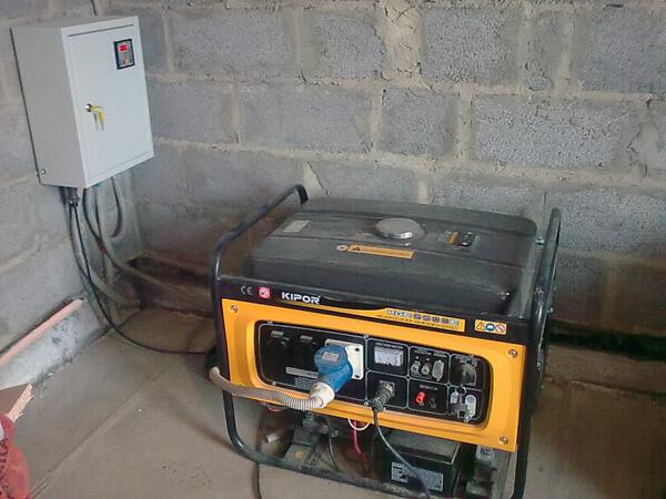 Как подключить генератор к сети своими руками фото 1