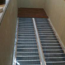 Как сделать теплый пол на балконе?