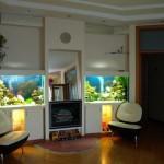 Освещение в гостиной: фото, идеи и варианты оформления