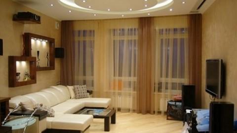 Секреты правильного освещения гостиной