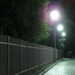 Охранные фонари