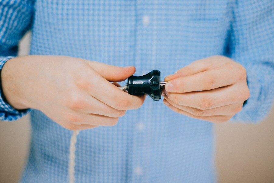 Подключение электрической вилки фото
