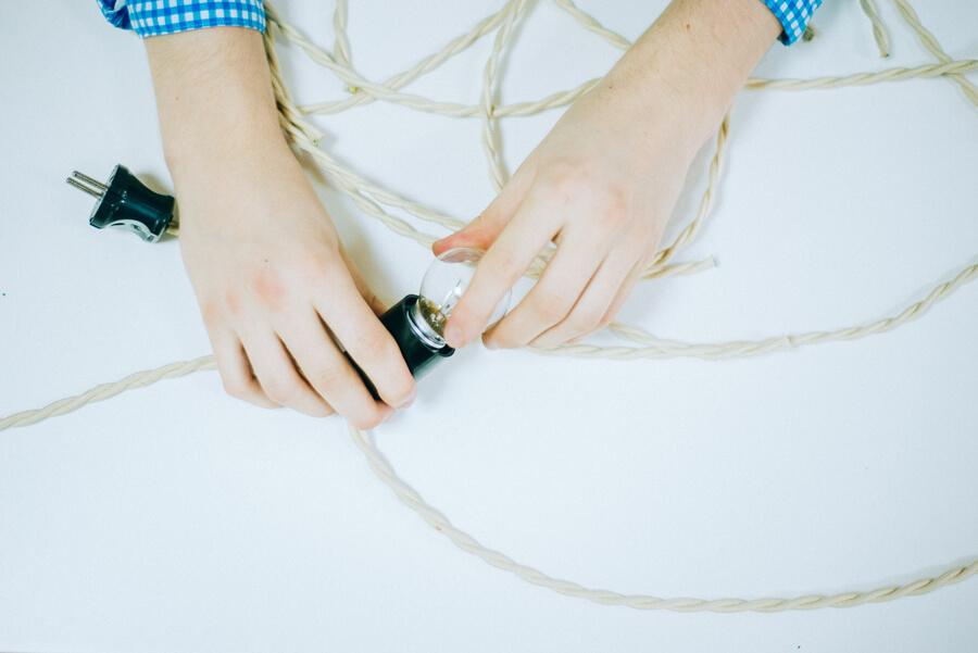 Монтаж и подключение светодиодной ленты своими руками