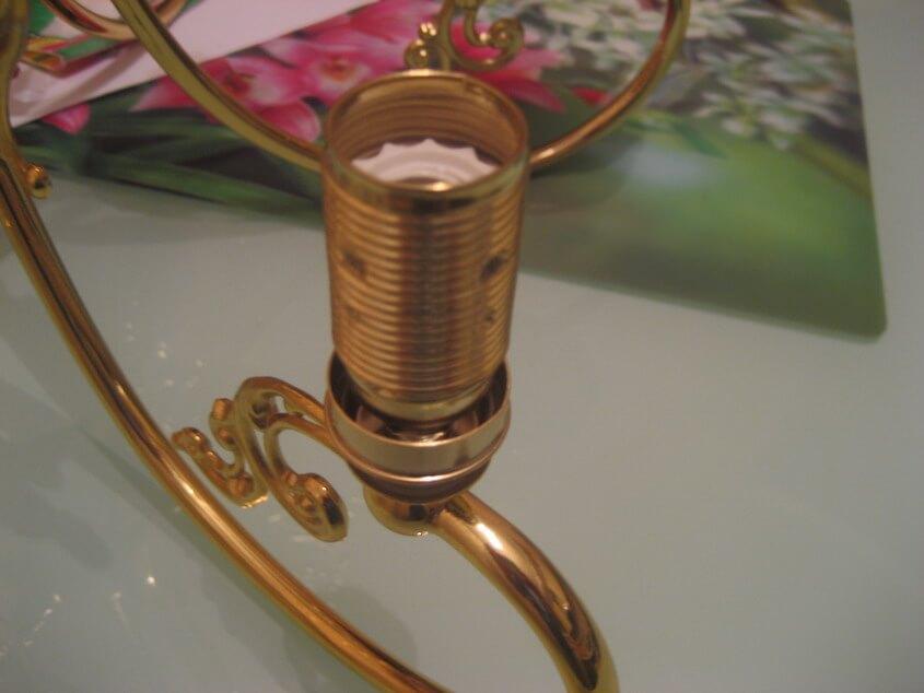 как поменять патрон в лампе пошаговая инструкция - фото 5