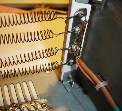 Как сделать обогреватель на 12 вольт своими руками