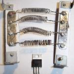 Электрический обогреватель своими руками