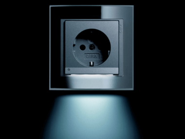 Устройство с подсветкой