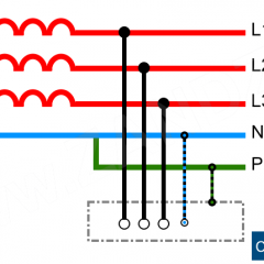 Что представляет собой система заземления TN-C-S?