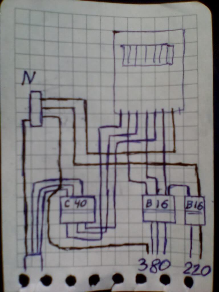 Как правильно распределить электропроводку в частном доме
