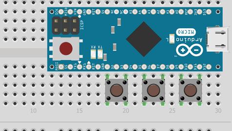 Необычный кодовый замок на Arduino