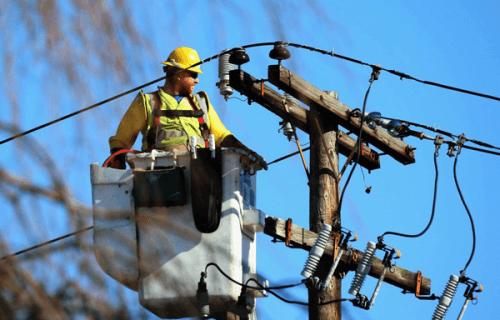 Подключение электроэнергии компанией