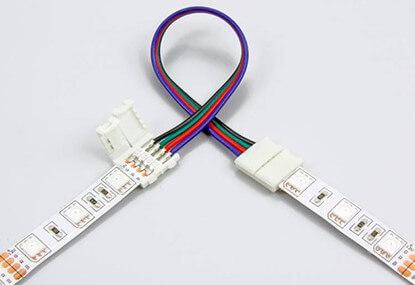 Коннектор для RGB лент фото