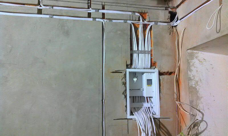 Электрика в бане схема фото 389