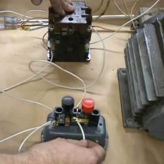 Как подключить магнитный пускатель — инструкция со схемами