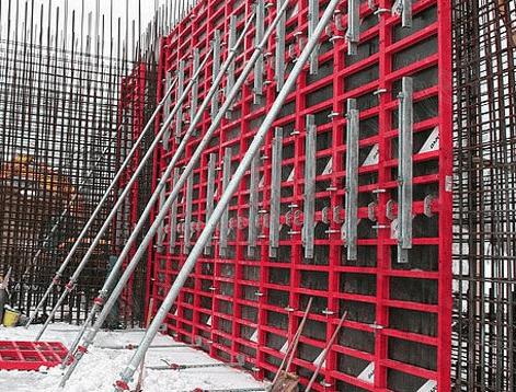 opalubka Как прогреть бетон зимой во время стройки? Фото
