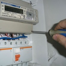 Как правильно снять счетчик электроэнергии?