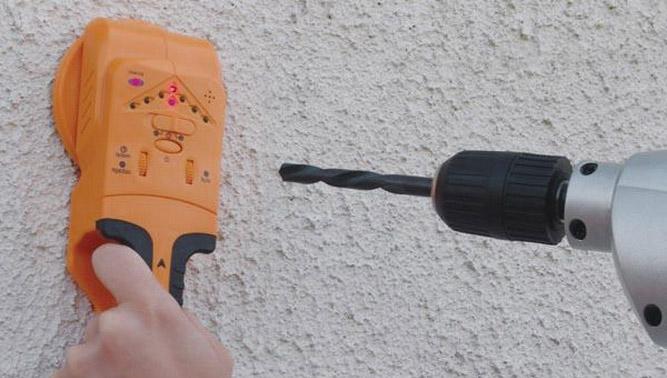 kak ne popast v provodku 1 Как не повредить электропроводку при работе перфоратором Фото