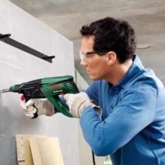 Как не повредить электропроводку при работе перфоратором
