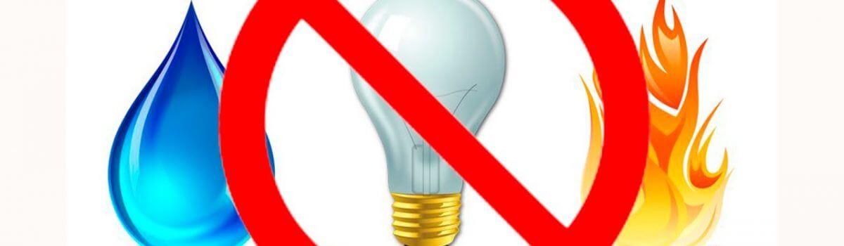 Ошибки при электромонтаже