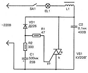 Газогенераторная установка для автомобиля