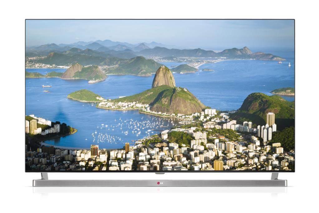 LG 60LB870V ТОП 5 телевизоров с диагональю 60 дюймов Фото