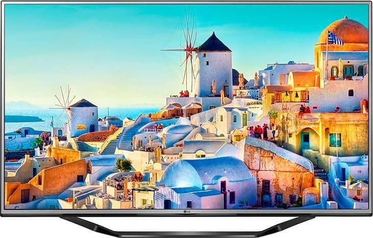 LG 60UH620V ТОП 5 телевизоров с диагональю 60 дюймов Фото