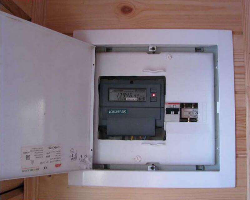 Короб для счетчика электроэнергии своими руками 79
