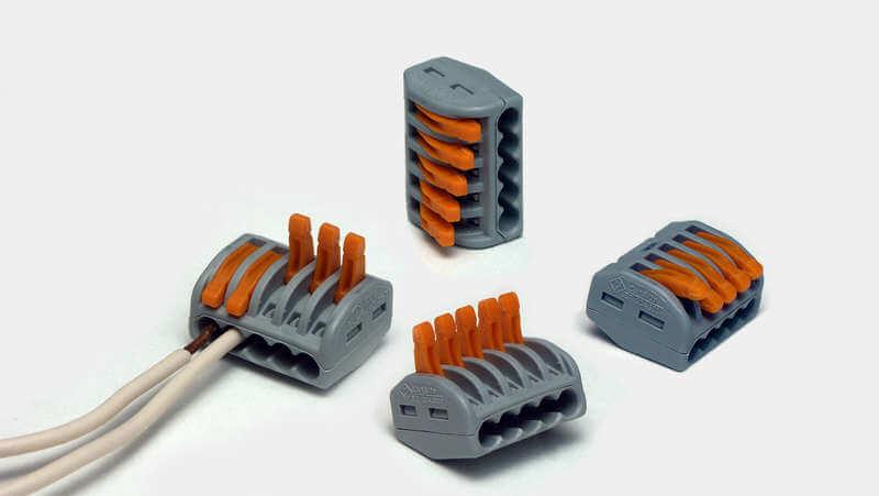 Соединительные колодки для проводов