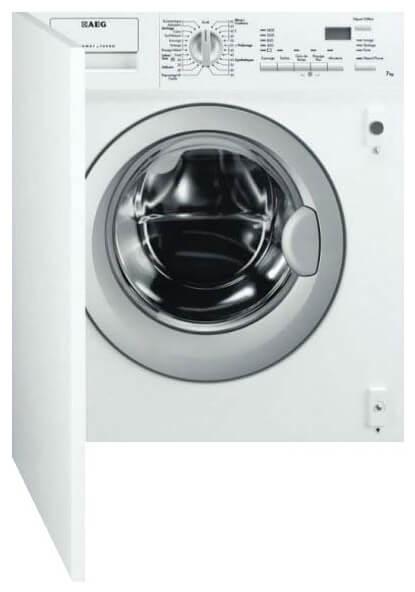 AEG L 61470 WDBL Рейтинг стиральных машин с функцией сушки Фото