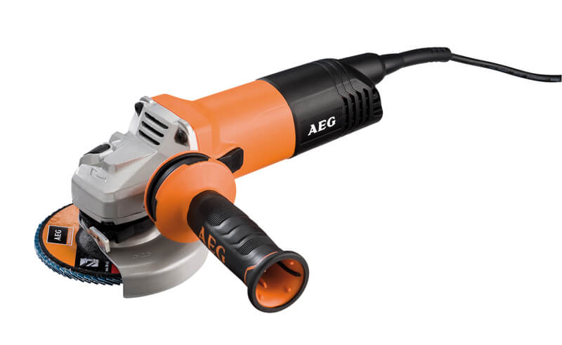 AEG WS 11 125 Рейтинг угловых шлифовальных машин с диском на 125 230 мм Фото