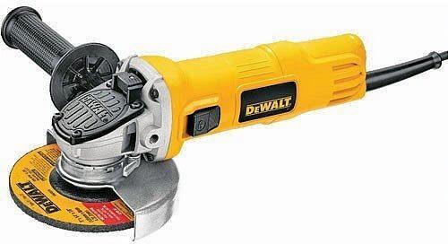 DeWALT DWE4151 Рейтинг угловых шлифовальных машин с диском на 125 230 мм Фото