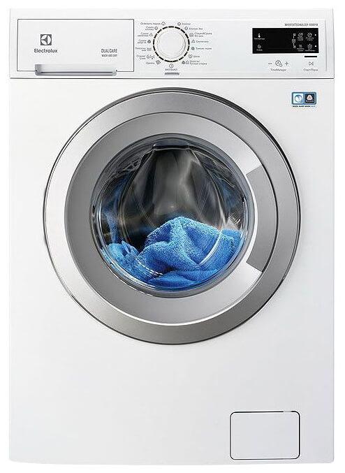Electrolux EWW 51685 WD Рейтинг стиральных машин с функцией сушки Фото