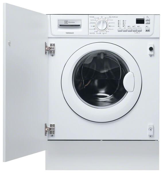 Electrolux EWX 147410 W Рейтинг стиральных машин с функцией сушки Фото