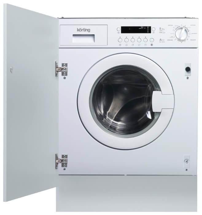 Korting KWD 1480 W Рейтинг стиральных машин с функцией сушки Фото