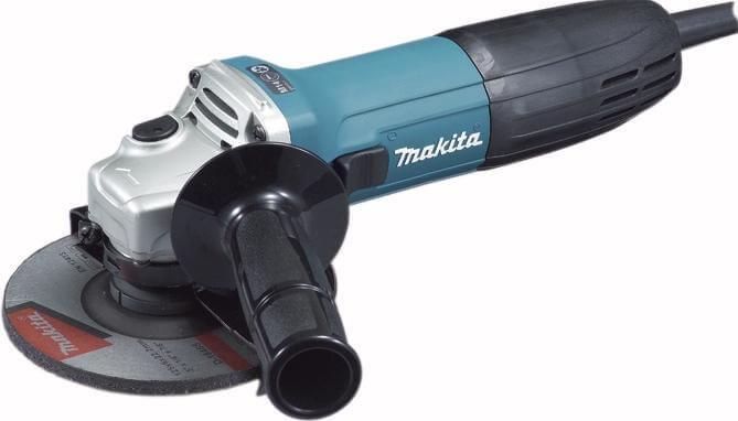 Makita GA5030 Рейтинг угловых шлифовальных машин с диском на 125 230 мм Фото