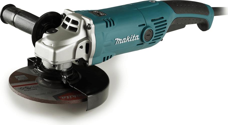 Makita GA6021C Рейтинг угловых шлифовальных машин с диском на 125 230 мм Фото